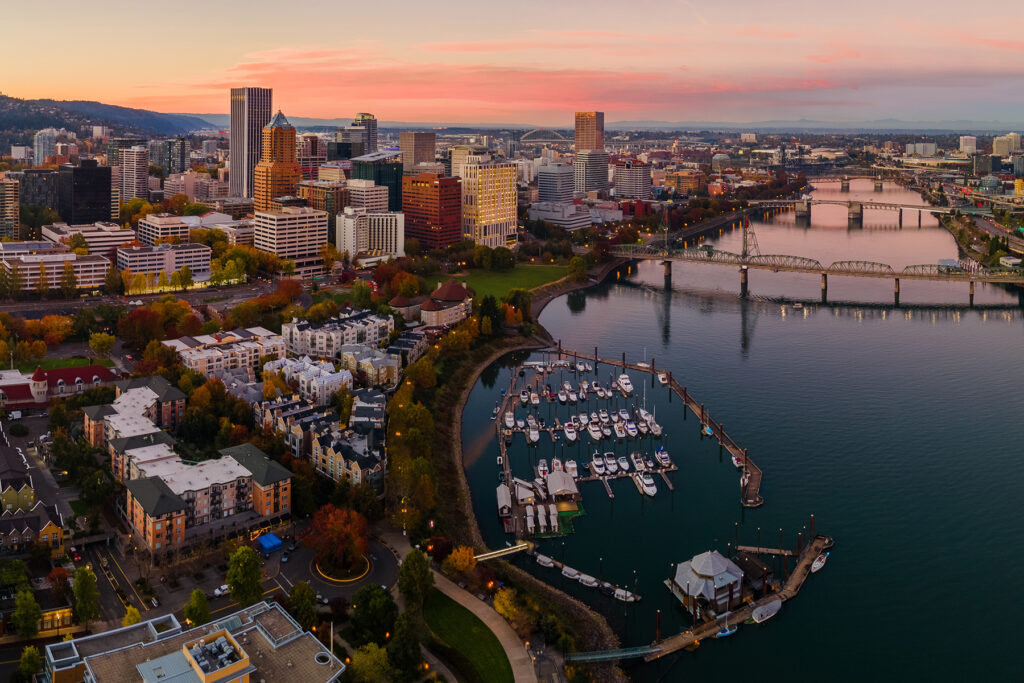 Top Reasons People Move to Portland